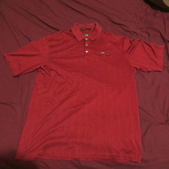77d9f488b Nike Shirts | Fit Dry Tiger Woods Collection Polo | Poshmark
